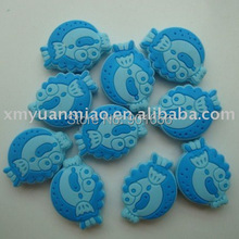 Free shipping(5pcs/lot)Vibration Dampeners Tropical Fish tennis products tennis dampener(China)