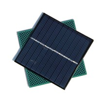 Hot Sale 0.8W 5V Polycrystalline Solar Panel Modul Solar Toy Panel Mini Solar Panel Education Kits 10PCS/Lot Free Shipping(China)