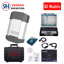 2017 VXDIAG Multidiag Diagnostic Tool for GM TECH2 JLR LAND ROVER For bmw icom a2 a3 for toyota it3 it2 HDS VCM Vcads star C4