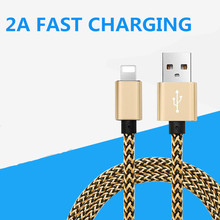 Buy WGX Micro USB Cable 2A 1m Fast Charging Nylon USB Sync Data Mobile Phone Android Adapter Charger Cable Samsung Sony HTC LG for $1.89 in AliExpress store