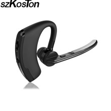 Wireless Bluetooth headset Business Hands free Noise Cancelling earphone headsets With Mic Stereo For Smartphones drive