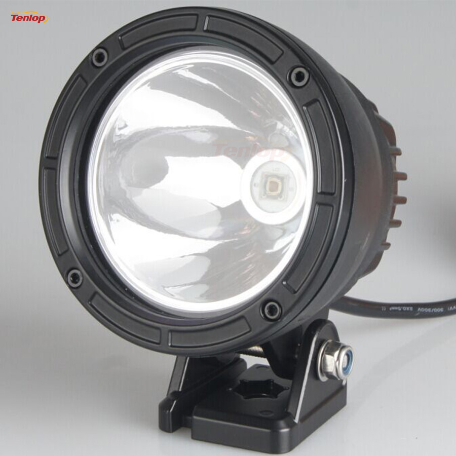 Wholesale 100PCS 5 Inch 25W Work Light With Transparent Amber Red Mask For Wrangler Offroad 4*4 Truck<br><br>Aliexpress