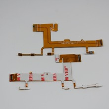 Original Power Flex Cable For Nokia Lumia 625 Side Button Power On Off Switch keypad Flex Ribbon Cable