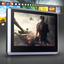 10.1inch High Definition 1024*600 Digital DVD Player TFT Touch Screen Headrest Monitors Remote Controller Car-styling