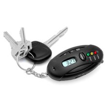 Mini gadgets LED Timer Car-detector Alcohol Tester China Leading Manufacturer