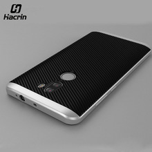 hacrin Case 5.7 inch For Xiaomi Mi5S Plus Case Shockproof TPU+ PC Protective Phone Cases Back Cover For Xiaomi Mi 5S Plus(China)