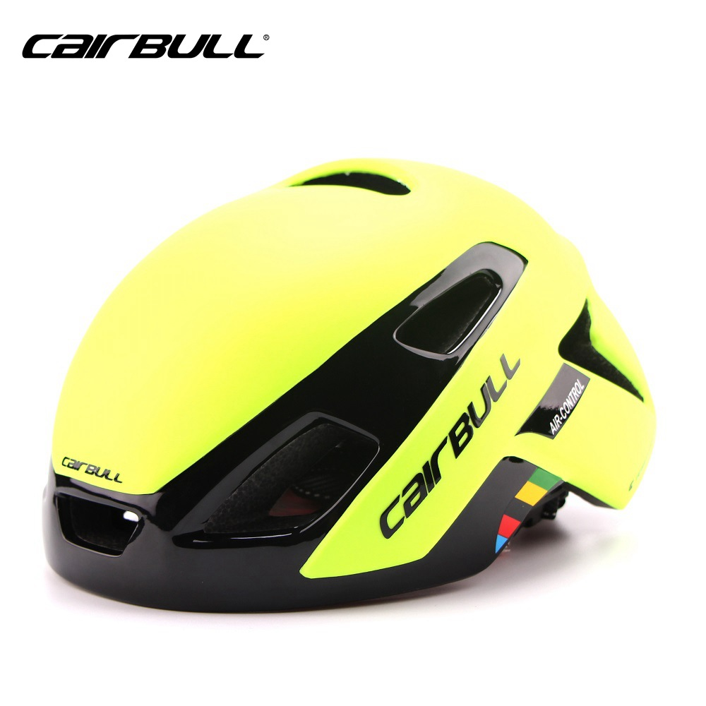 CAIRBULL Ultralight Bicycle Helmet Breathable Integrally-Molded Aerodynamic Cycling Helmet MTB Bike Safety Helmet casco ciclismo<br>