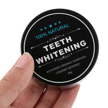 1 PC 2017 Hot Sale Safetly Health Teeth Whitening Powder Organic Activated Charcoal Bamboo Natural Teeth Whitener Tool(China)