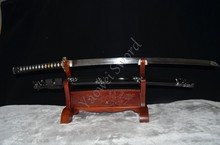 Japanese  Sword Samurai Katana High Carbon 1095 Steel Clay Tempered Katanas Real Hamon T10 Blade Swods Very Sharp