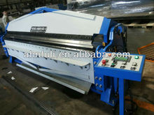thickness 2mm, length 6 meter Metal Sheet Folder, Hydraulic folding machine , good quality box folding machine