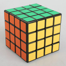 Magic Cube 4x4x4 Professional Shengshou Speed Cube Rubik Educational Puzzle Toy Classic