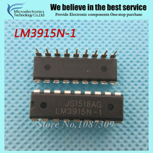 5pcs free shipping LM3915N-1 LM3915N LM3915 DIP-18 LED Lighting Drivers DOT/BAR DISPLAY DRVR new original(China)