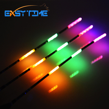 Easy Time 3pcs/Lot Fishing Float 3 Full Luminous Electronic Floats, Orange Floats For Fishing, Fishing Bobbers