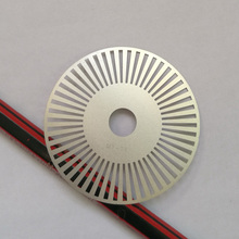 1pcs Gray code to order the metal code plate diameter 45MM 50 wire raster m1-11