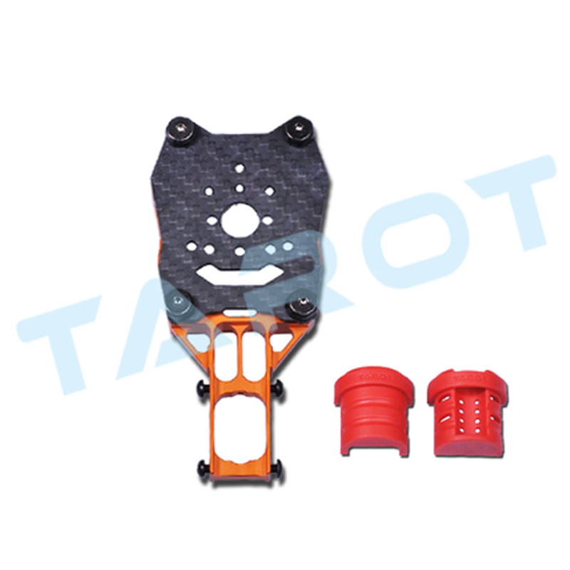 quadcopter motor mount Tarot X8 Suspension Motor Mount Black/Rad helicopter drone kit rc drone profissional  tarot motor mount<br><br>Aliexpress