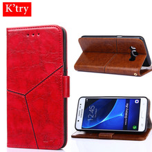 Luxury Leather Case For Samsung Galaxy J5 2016 Case Cover Flip Cover For Samsung Galaxy J5 2016 J510 Mobile Phone Case