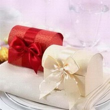 Free shipping Treasure Chest Favor Box Wedding Candy Boxes Favor Box