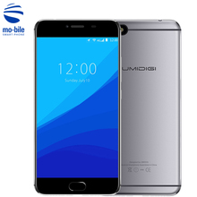 UMIDIGI C NOTE 4G Mobile Phone MT6737T Quad-core Android 7.0 5.5 Inch 3800mAh 3G RAM 32G ROM 13.0MP Fingerprint Metal Cell phone
