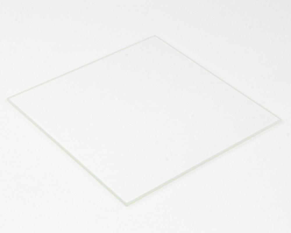 Horizon Elephant 2pcs* square/round Borosilicate Glass Build Plate For Heated Bed RepRap / Prusa / Mendel 3mm thick<br>