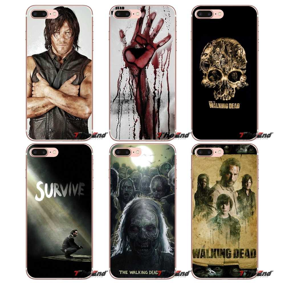 coque iphone 7 plus walking dead