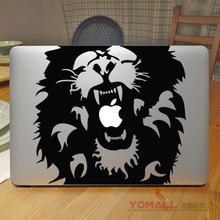 "The Roaning Lion King Laptop Sticker for Apple Macbook Skin Pro Air Retina Display 11"" 12"" 13"" 15"" Vinyl Portable Notebook Decal"