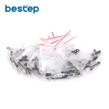 210PCS 21values each 10pcs TL431 A733 C1815 A1015 C945 2N3904 2N3906 SS8050 SS8550 2N2222 Transistor Assorted Kit