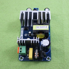 1pcs 24V switching power supply board, 4A 6A big power modules, bare board, AC-DC power supply module (H5A2)(China)