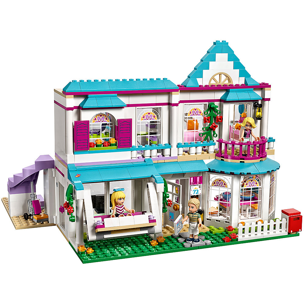 lepin-Friends-01014-Good-Girl-the-Romantic-Doll-House-Model-Set-Building-Blocks-Compatible-41314-Legoinglys (1)