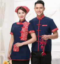 vintage restaurant uniform china traditional chinese restaurant uniforms traditional work top traditional  restaurant uniforms