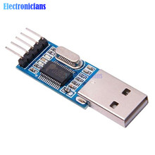 1PCS USB To Serial TTL USB-TTL Module Adapter PL2303HX Auto Converter Microcontroller With Flexible Cover 3.3V/5V For Arduino(China)