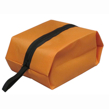 GSFY-Waterproof Travel Outdoor Home Tote Toiletries Laundry Shoe Pouch Storage Bag orange