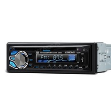 XTRONS Universal 24V Single Din In-Dash LCD Screen FM / USB / SD / DVD / VCD / CD Car DVD Player(China)