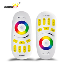2.4G Wireless RF Touch/Push Button Remote Controller for Mi Light RGB LED Bulb or RGB Strip , Two Style for Choose