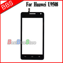 For Huawei U9508 touch screen with digitizer for free shipping !!! Black color