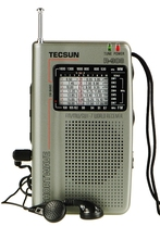 TECSUN R-908 AM/ FM / SM / MW (11 bands) Multi Bands Radio Receiver Broadcast With Built-In Speaker R908 radio(China)