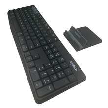 Logitech K375S Multi Device Wireless Ultra-thin Gaming Keyboard with Bluetooth&Unifying USB Connection For Desktop Mobile Phone(China)