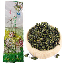 Premium Chinese Oolong Tea TiKuanYin Green Tea Anxi TieGuanYin Bagged PVC boxed Iron box Gift Pack Vacuum bag oolong tea bag