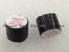 10pcs,3V,Tone Alarm Ringer Active Buzzer,12MM*9.5MM, electronic components(China)
