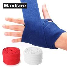 Maxkare 1 Pair 2.5m Boxing Handwraps Bandages Training Hand Wraps Inner Gloves Protector