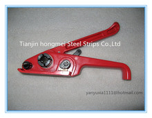 Manual Plastic PP PET belt strapping tool, Strapping tensioner equipment,package carton packing machinery for 13-19mm