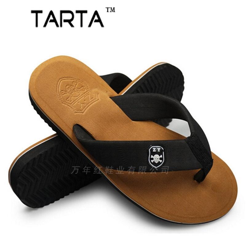 2017 New Summer Men Casual Flat Sandals,Bakham Leisure Soft Flip Flops,EVA Massage Beach Slipper Shoes For Men Size40-44 .WNH851<br><br>Aliexpress