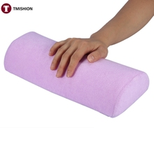 1 Pc Hand Pillow Cushion Nail Manicure Tool Hand Rest Multi-colors Hand Holder Soft Plush Sponge Nail Salon Beauty Tool