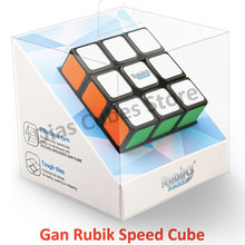 Gan RSC Cube Gan356 Air Rubik Speed Cube 3x3 Magic Cube Puzzle Learning Education Toys Drop Shopping