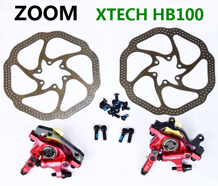 AVID BB7 MTN Bike Brakes Disc Brake Calipers Front Rear MTB 160mm 180mm rotors