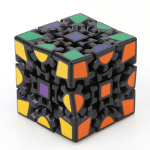 Brand New X-cube 6cm 3x3x3 Gear Magic Cube 3D Puzzle Cubes Educational Toy Special Toys(China)