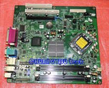 Free shipping CHUANGYISU for original OPX 760 DT motherboard BTX,s775,Q43,DDR2,M859N,0M859N,work perfect(China)