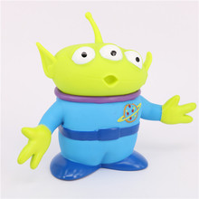 Toy Story Alien Figures 14cm PVC Alien Action Figure Doll Anime Brinquedos Kids Toys For Children