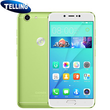 "Original Gionee S10C Mobile Phone Android 7.1.1 4G LTE Snagdragon MSM8920 4G+32G 16MP Selfie Camera 5.2"" Global Network 4G+(China)"