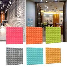 3D Wall Stickers Waterproof Sofa Background Wall Home Decoration Accessories diamond Living Room Decor Sticker Wall Paper