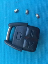 1 pc of New 3 Button Remote Key case shell with 3 pcs micro switch For Opel Vauxhall Vectra Signum with light position